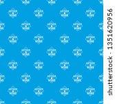 antique wine pattern seamless... | Shutterstock . vector #1351620956
