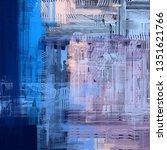 abstract background art. 2d... | Shutterstock . vector #1351621766