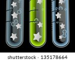 black  medical shine 3d graphic ... | Shutterstock . vector #135178664