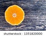 Fruit  Orange  Closeup