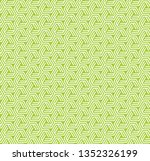vector illustration of seamless ... | Shutterstock .eps vector #1352326199