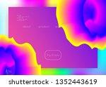 liquid fluid. vivid gradient...