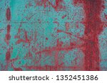 metal texture with natural...   Shutterstock . vector #1352451386
