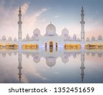Sheikh Zayed Grand Mosque In...
