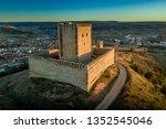 molina de aragon classic...   Shutterstock . vector #1352545046