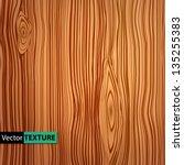 vector wooden texture | Shutterstock .eps vector #135255383