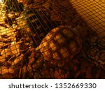 Stock photo close up sulcata tortoise a bunch of tortoise spurred tortoise sunbathe on ground with his 1352669330