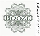 green rosette or money style... | Shutterstock .eps vector #1352783729