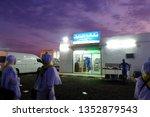 madinah  kingdom of saudi... | Shutterstock . vector #1352879543