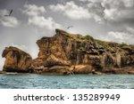Cliff   Antigua   Caribbean...
