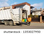 collection and removal of...   Shutterstock . vector #1353027950