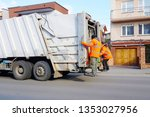 collection and removal of...   Shutterstock . vector #1353027956
