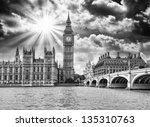 London  England. Famous...