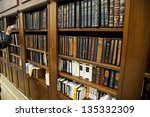 A Library Of Holy Jewish...