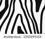 Black Brush Lines On White...