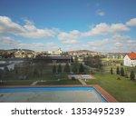gorlice  poland   3 9 2019 ...   Shutterstock . vector #1353495239