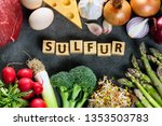 Natural Sources Of Sulfur On...