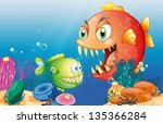 illustration of the different... | Shutterstock . vector #135366284