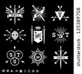 arrow,art,badge,banner,black,brand,chain,chaplet,clip art,coat of arms,crown,design,drawing,element,emblem