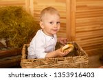 photo project little baker. a... | Shutterstock . vector #1353916403