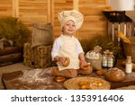 photo project little baker. a... | Shutterstock . vector #1353916406
