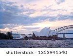 sydney  australia  march 29 ... | Shutterstock . vector #1353941540
