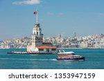 istanbul  turkey   march 29 ... | Shutterstock . vector #1353947159