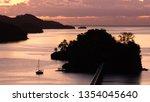 Samana Bay, Dominican Republic 6:30am Sunrise. Canon 5d mkiii w/ Canon 100-400mm at 400mm.