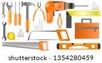 stock vector illustration set...   Shutterstock .eps vector #1354280459