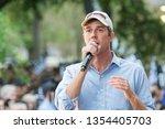 houston  texas   march 30  2019 ... | Shutterstock . vector #1354405703