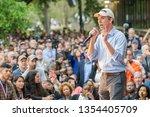 houston  texas   march 30  2019 ... | Shutterstock . vector #1354405709