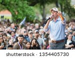 houston  texas   march 30  2019 ... | Shutterstock . vector #1354405730