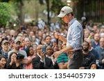 houston  texas   march 30  2019 ... | Shutterstock . vector #1354405739