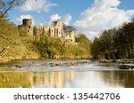 Ruins Of Barnard Castle   Ruin...