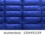 Down Jacket Fabric Background ...