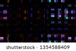 linear abstract background with ...   Shutterstock . vector #1354588409