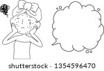 this is an illustration of a... | Shutterstock .eps vector #1354596470