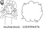 this is an illustration of a... | Shutterstock .eps vector #1354596476