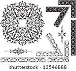 design elements collection...   Shutterstock .eps vector #13546888