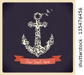 Design Template With Anchor Of...