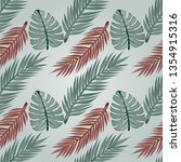 pattern and vector illustration ... | Shutterstock .eps vector #1354915316