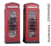 Vintage British Red Telephone...