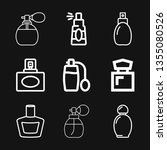 perfume icon vector sign symbol ... | Shutterstock .eps vector #1355080526