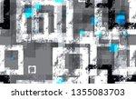 urban geometric camouflage... | Shutterstock .eps vector #1355083703
