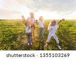 friendship  indian holidays and ...   Shutterstock . vector #1355103269