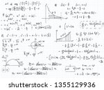 set of mathematical formulas...