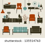 Retro Furniture And Home...