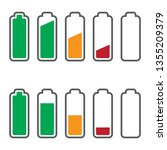 battery power level indicator...