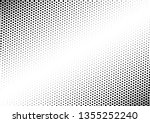 dots background. black and... | Shutterstock .eps vector #1355252240