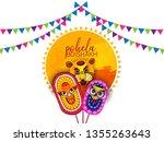 pahela baishakh or bangla...   Shutterstock .eps vector #1355263643